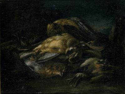 Dead Bird, 1664-Giovanni Benedetto Castiglione-Giclee Print