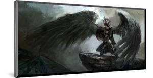 Dead Knight Or Fallen Angel