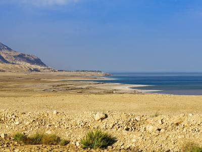 Dead Sea, Israel, Middle East-Michael DeFreitas-Photographic Print