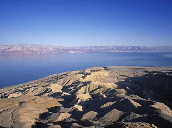 Dead Sea, Israel-Jon Arnold-Photographic Print