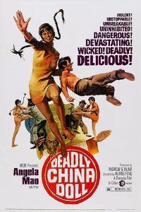 Deadly China Doll, (Aka Hei Lu), Angela Mao, 1973