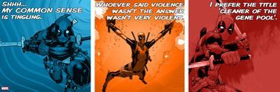 Deadpool - Deadpool-isms