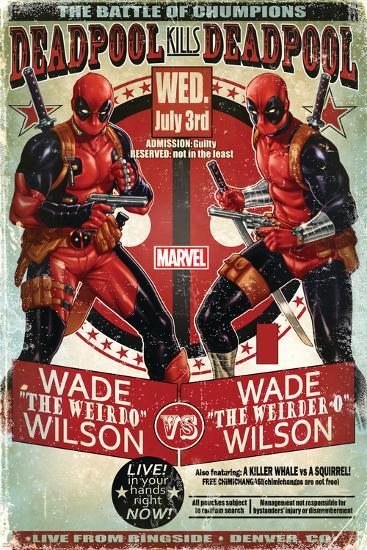 Deadpool--Poster