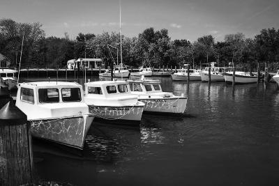 Deadrise Boats-Alan Hausenflock-Photographic Print
