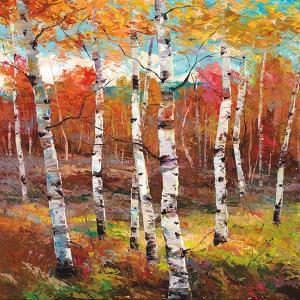 Autumn Dance by Dean Bradshaw
