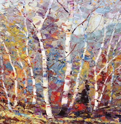 Birch Colors 2 by Dean Bradshaw