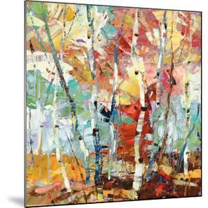 Color Burst 1 by Dean Bradshaw