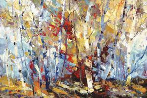 Color Burst 3 by Dean Bradshaw