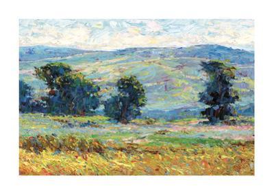 Golden Field by Dean Bradshaw