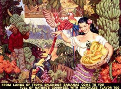 Bananas, From Lands of Tropical Splendor