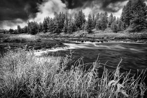 Firehole River, Yellowstone National Park by Dean Fikar