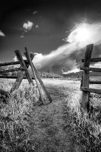 Gate to the Tetons by Dean Fikar