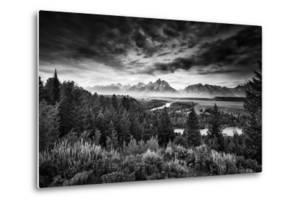 Pre-Dawn at Snake River Overlook by Dean Fikar