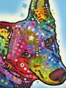 Aussie Sheep Dog by Dean Russo