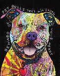 Dog Is Love-Dean Russo-Giclee Print