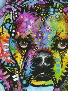Bullmastiff by Dean Russo
