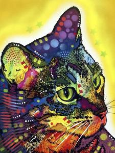 Confident Cat by Dean Russo