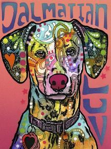 Dalmatian Luv by Dean Russo
