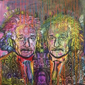 Einsteins Reflection by Dean Russo