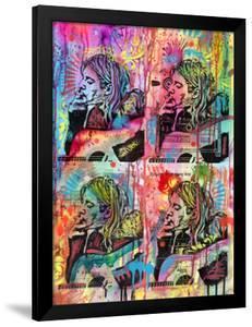Kurt Cobain by Dean Russo- Exclusive