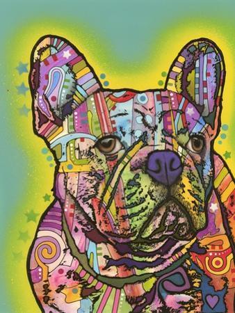 French Bulldog III by Dean Russo