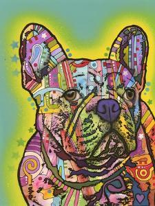 French Bulldog III by Dean Russo