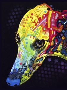 Greyhound by Dean Russo