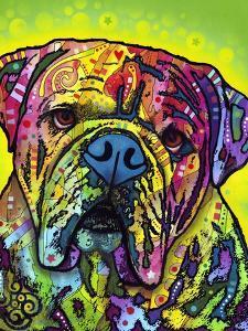 Hey Bulldog by Dean Russo