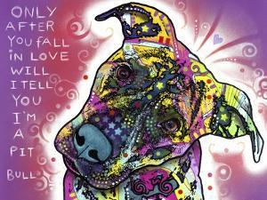 I'm a Pit Bull by Dean Russo
