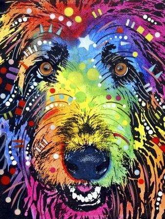 Irish Wolfhound by Dean Russo