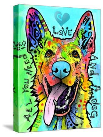 Love and a Dog by Dean Russo