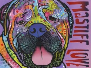 Mastiff Love by Dean Russo