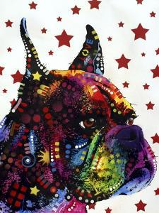 Profile Boxer by Dean Russo