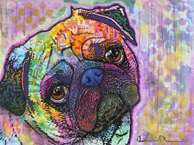 Pug Love by Dean Russo