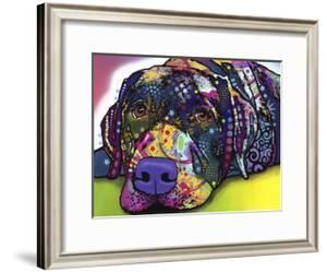 Savvy Labrador by Dean Russo