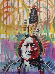Sitting Bull 2 by Dean Russo