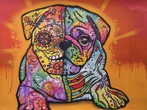 Sugar Pug by Dean Russo