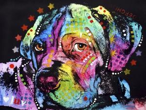 Young Mastiff by Dean Russo