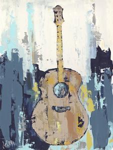 Bluebird Cafe I by Deann Hebert