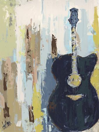 Bluebird Cafe II by Deann Hebert