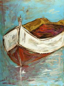 Canoe II by Deann Hebert