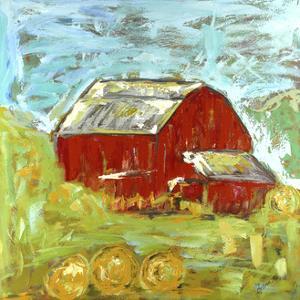 Little Red II by Deann Hebert