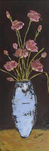Poppy Series II by Deann Hebert