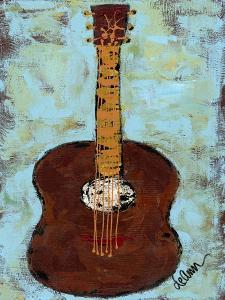 Six Strings IV by Deann Hebert