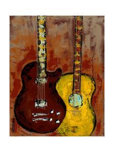 Six Strings II by Deann Herbert