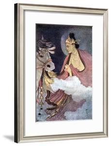 Deaprture of Prince Siddhartha, C563-C483 Bc