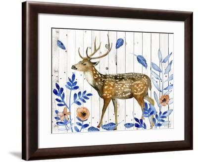Dear Deer II-Melissa Wang-Framed Art Print