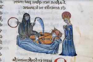 Death and Dying, 14th Century