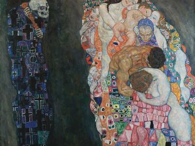 Death and Life, 1910-1915-Gustav Klimt-Giclee Print