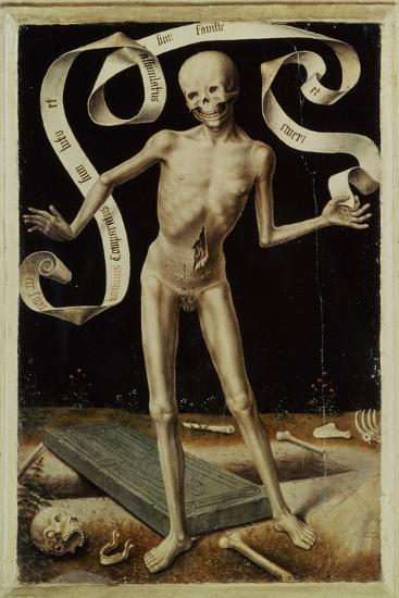 Death, c.1485/90-Hans Memling-Giclee Print